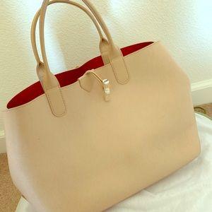 Longchamp Roseau Tote Bag